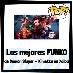 Los mejores FUNKO POP de Demon Slayer - Kimetsu no Yaiba - Los mejores FUNKO POP de personajes de Guardianes de la noche - Filtraciones FUNKO POP