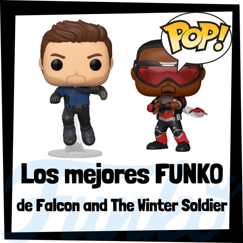 Los mejores FUNKO POP de Falcon and the Winter Soldier
