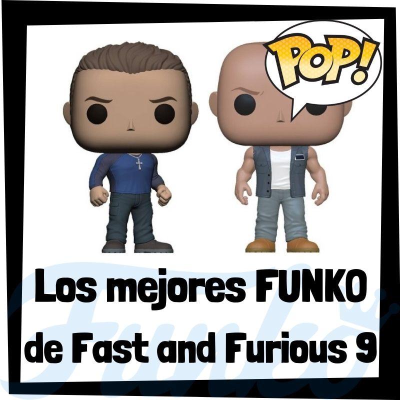Los mejores FUNKO POP de Fast and Furious 9
