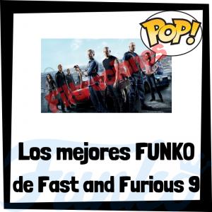 Los mejores FUNKO POP de Fast and Furious 9 - Los mejores FUNKO POP de personajes de Fast and Furious 9 - Filtraciones FUNKO POP