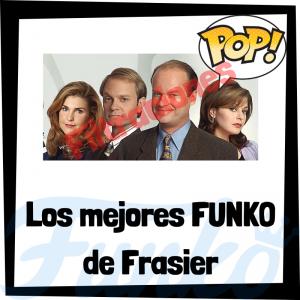 Los mejores FUNKO POP de Frasier - Los mejores FUNKO POP de personajes de Frasier - Filtraciones FUNKO POP