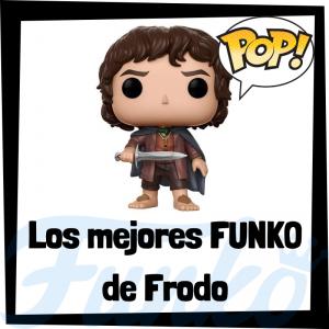 Los mejores FUNKO POP de Frodo del Señor de los Anillos - FUNKO POP de Frodo Bolsón