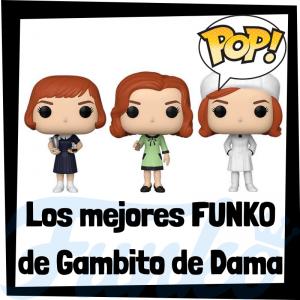 Los mejores FUNKO POP de Gambito de Dama de Beth Harmon - Los mejores FUNKO POP de Beth Harmon de Queen's Gambit - Funko POP de series de televisión