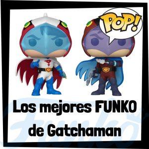 Los mejores FUNKO POP de Gatchaman - Los mejores FUNKO POP de personajes de Gatchaman la batalla de los planetas - FUNKO POP