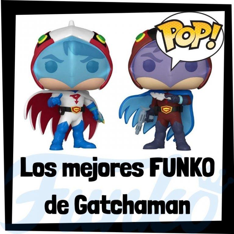 Lee más sobre el artículo Los mejores FUNKO POP de Gatchaman
