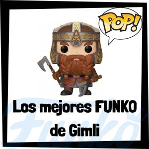 Los mejores FUNKO POP de Gimli del Señor de los Anillos - FUNKO POP de Gimli