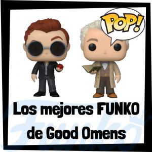 Los mejores FUNKO POP de Good Omens - Los mejores FUNKO POP de personajes de Good Omens - FUNKO POP de series de televisión