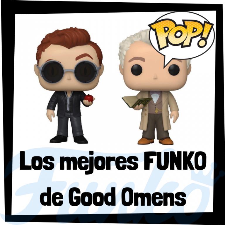 Lee más sobre el artículo Los mejores FUNKO POP de Good Omens