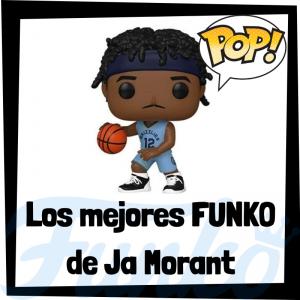 Los mejores FUNKO POP de Ja Morant de la NBA - Los mejores FUNKO POP de jugadores históricos de Ja Morant - Los mejores FUNKO POP de deportistas