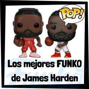 Los mejores FUNKO POP de James Harden de la NBA - Los mejores FUNKO POP de jugadores históricos de James Harden - Los mejores FUNKO POP de deportistas