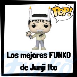 Los mejores FUNKO POP de Junji Ito - Funko POP de series de anime