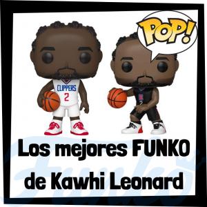 Los mejores FUNKO POP de Kawhi Leonard de la NBA - Los mejores FUNKO POP de jugadores históricos de Kawhi Leonard - Los mejores FUNKO POP de deportistas