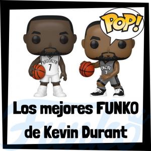 Los mejores FUNKO POP de Kevin Durant de la NBA - Los mejores FUNKO POP de jugadores históricos de Kevin Durant - Los mejores FUNKO POP de deportistas