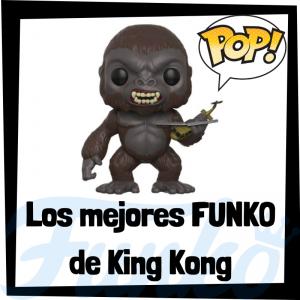 Los mejores FUNKO POP de King Kong - Isla Calavera - FUNKO POP de películas
