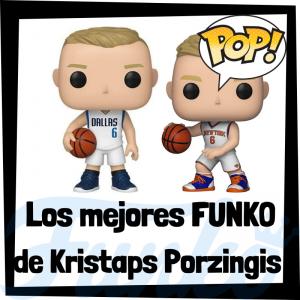 Los mejores FUNKO POP de Kristaps Porzingis de la NBA - Los mejores FUNKO POP de jugadores históricos de Kristaps Porzingis - Los mejores FUNKO POP de deportistas