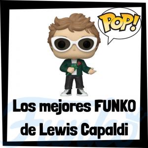 Los mejores FUNKO POP de Lewis Capaldi - Los mejores FUNKO POP de música - Los mejores FUNKO POP de grupos musicales