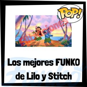 Filtraciones de FUNKO POP de Lilo y Stitch