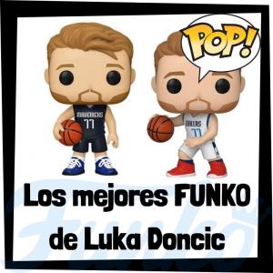 Los mejores FUNKO POP de Luka Doncic de la NBA - Los mejores FUNKO POP de jugadores históricos de Luka Doncic - Los mejores FUNKO POP de deportistas