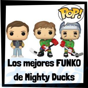 Los mejores FUNKO POP de Mighty Ducks - Somos los mejores - Los mejores FUNKO POP de personajes de Mighty Ducks