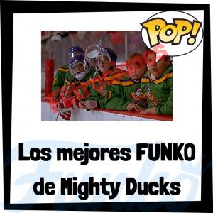 Filtraciones de FUNKO POP de Mighty Ducks