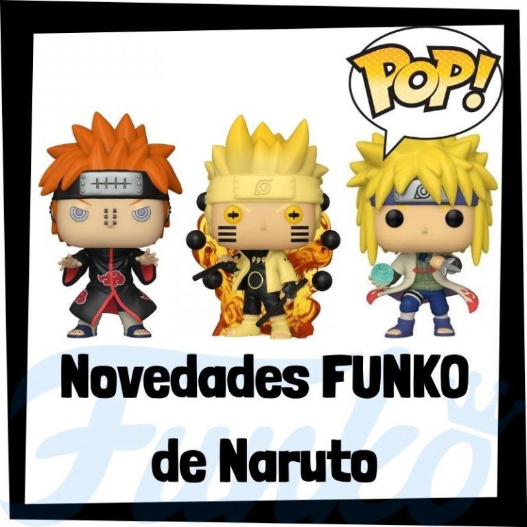 Lee más sobre el artículo Novedades FUNKO POP de Naruto