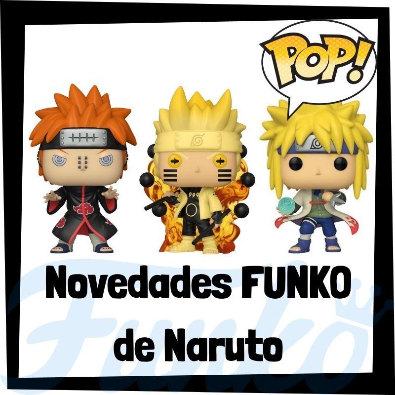 Novedades FUNKO POP de Naruto