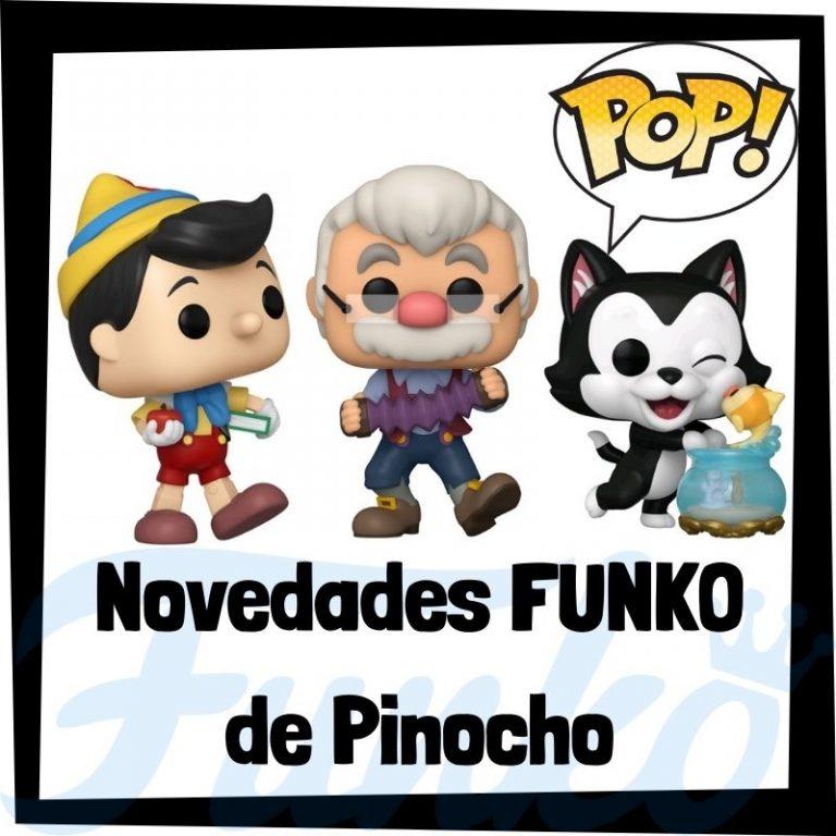 Lee más sobre el artículo Nuevos FUNKO POP de Pinocho