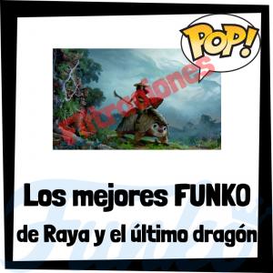 Los mejores FUNKO POP de Raya y el Último Dragón - Los mejores FUNKO POP de personajes de Raya and the last dragon - Filtraciones FUNKO POP