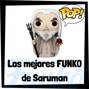 Los mejores FUNKO POP de Saruman del Señor de los Anillos - FUNKO POP de Saruman
