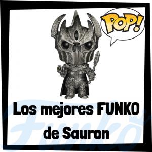 Los mejores FUNKO POP de Sauron del Señor de los Anillos - FUNKO POP de Sauron