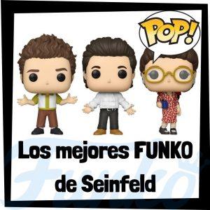 Los mejores FUNKO POP de Seinfeld - Los mejores FUNKO POP de Seinfeld - Funko POP de series de televisión