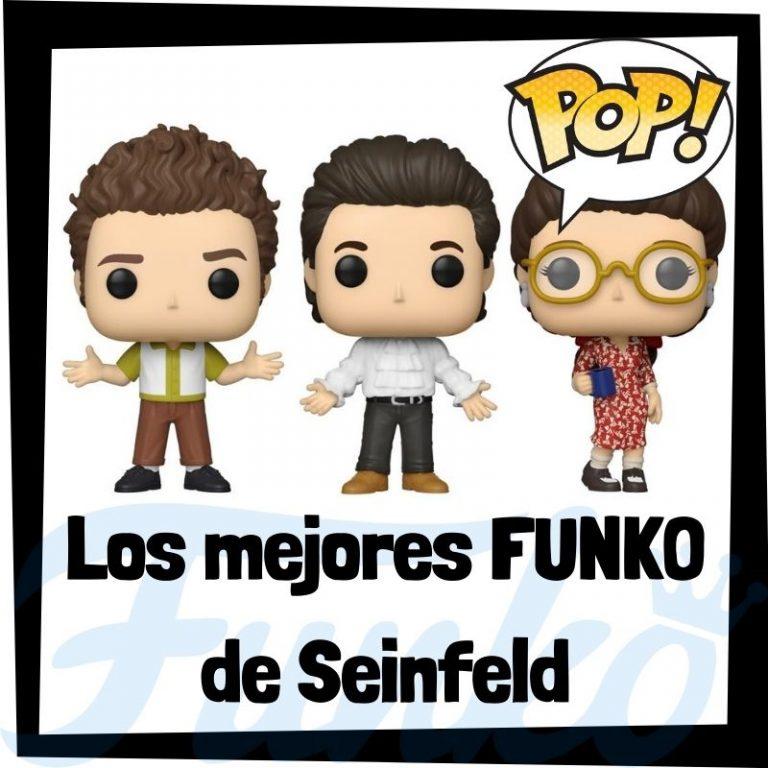 Lee más sobre el artículo Los mejores FUNKO POP de Seinfeld