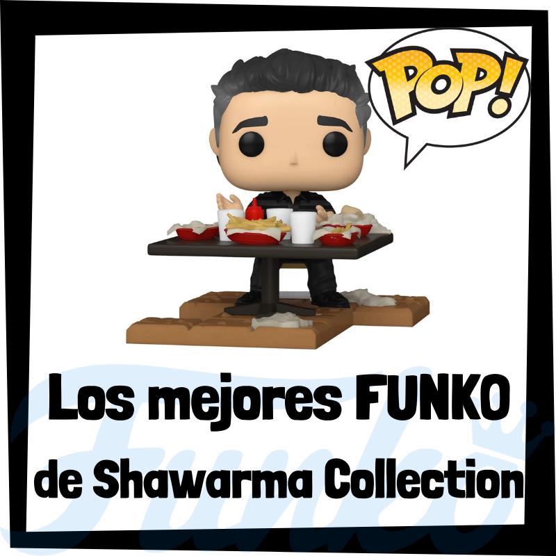 Los mejores FUNKO POP de Shawarma Colección de los Vengadores de Marvel