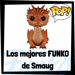 Los mejores FUNKO POP de Smaug de 15 cm del Hobbit - FUNKO POP de Smaug dragón
