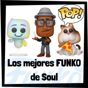Los mejores FUNKO POP de Soul de Pixar - Funko POP de películas de Disney Pixar - Funko de películas de animación