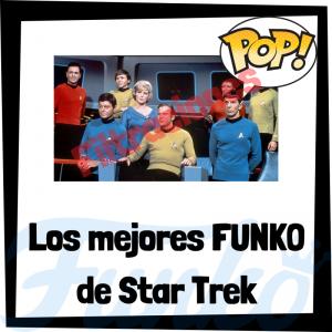 Filtraciones de FUNKO POP de Star Trek