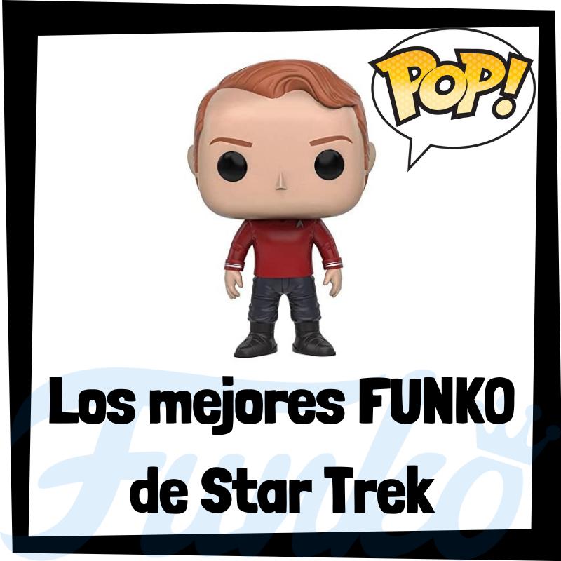 Los mejores FUNKO POP de Star Trek