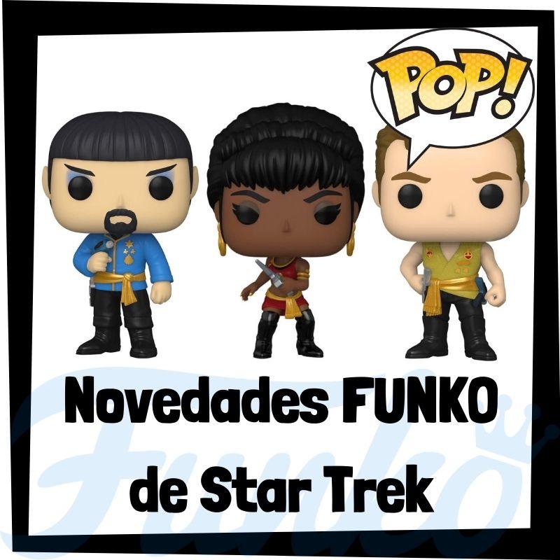 Nuevos FUNKO POP de Star Trek