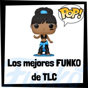 Los mejores FUNKO POP de TLC - Los mejores FUNKO POP de los integrantes de TLC - Los mejores FUNKO POP de grupos de música de Rock and Roll