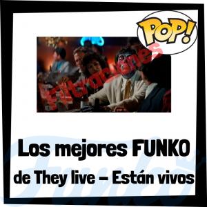 Filtraciones de FUNKO POP de The Live – Están vivos
