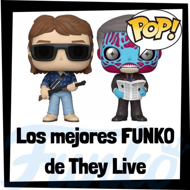 Lee más sobre el artículo Los mejores FUNKO POP de They Live – Están vivos