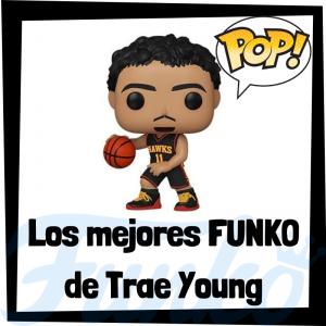 Los mejores FUNKO POP de Trae Toung de la NBA - Los mejores FUNKO POP de jugadores históricos de Trae Young - Los mejores FUNKO POP de deportistas