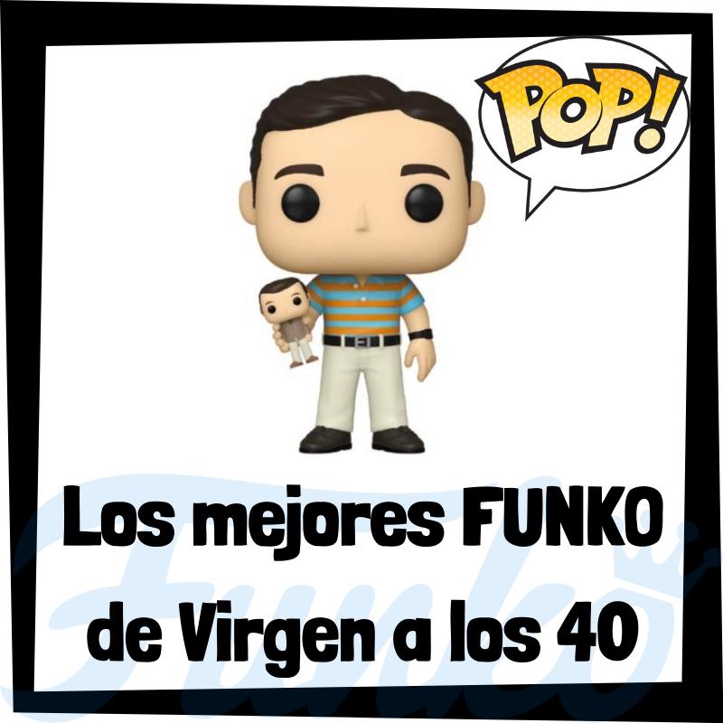Los mejores FUNKO POP de Virgen a los 40