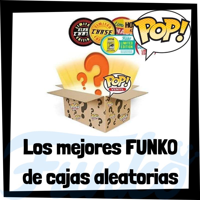 Las mejores cajas sorpresa FUNKO POP