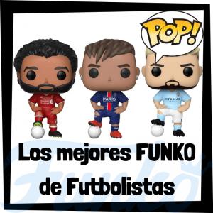 Los mejores FUNKO POP de futbolistas - Funko POP de jugadores de fútbol - FUNKO POP de fútbol de deportistas