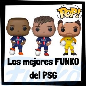 Los mejores FUNKO POP de futbolistas del PSG - Los mejores FUNKO POP de fútbol - Los mejores FUNKO POP de deportistas