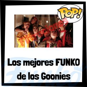 Los mejores FUNKO POP de los Goonies - Los mejores FUNKO POP de personajes de los Goonies - Filtraciones FUNKO POP