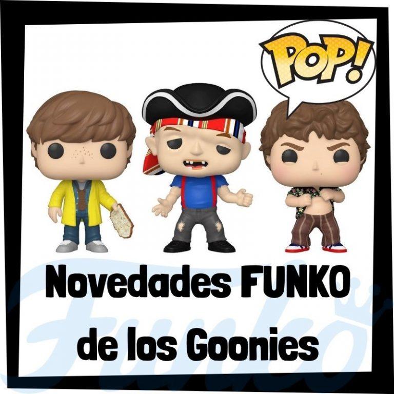Lee más sobre el artículo Novedades FUNKO POP de los Goonies