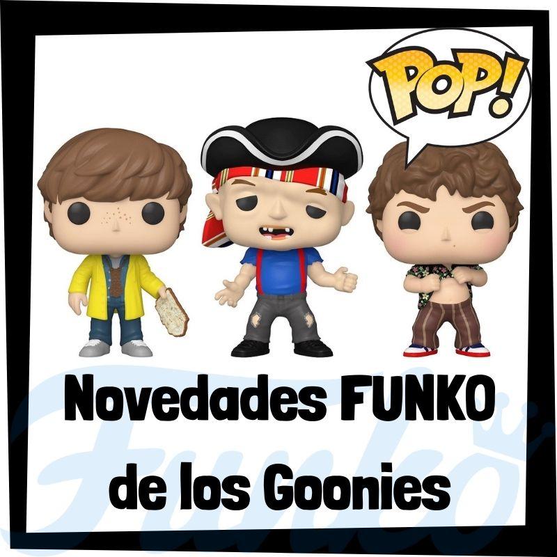 Novedades FUNKO POP de los Goonies