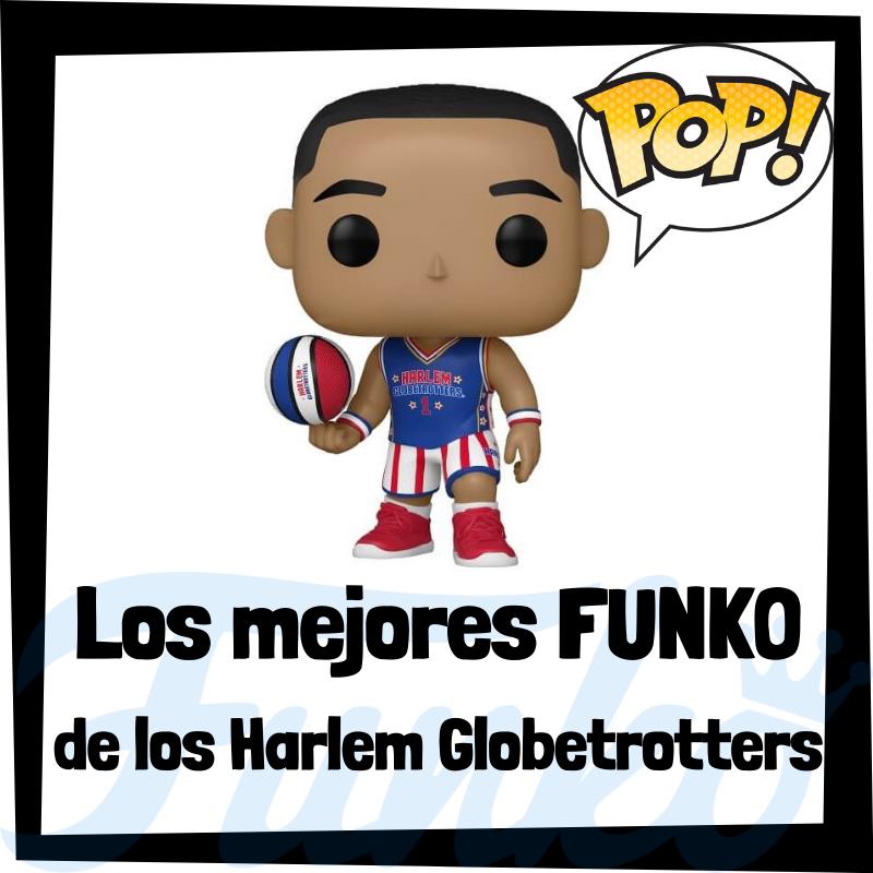 Los mejores FUNKO POP de los Harlem Globetrotters